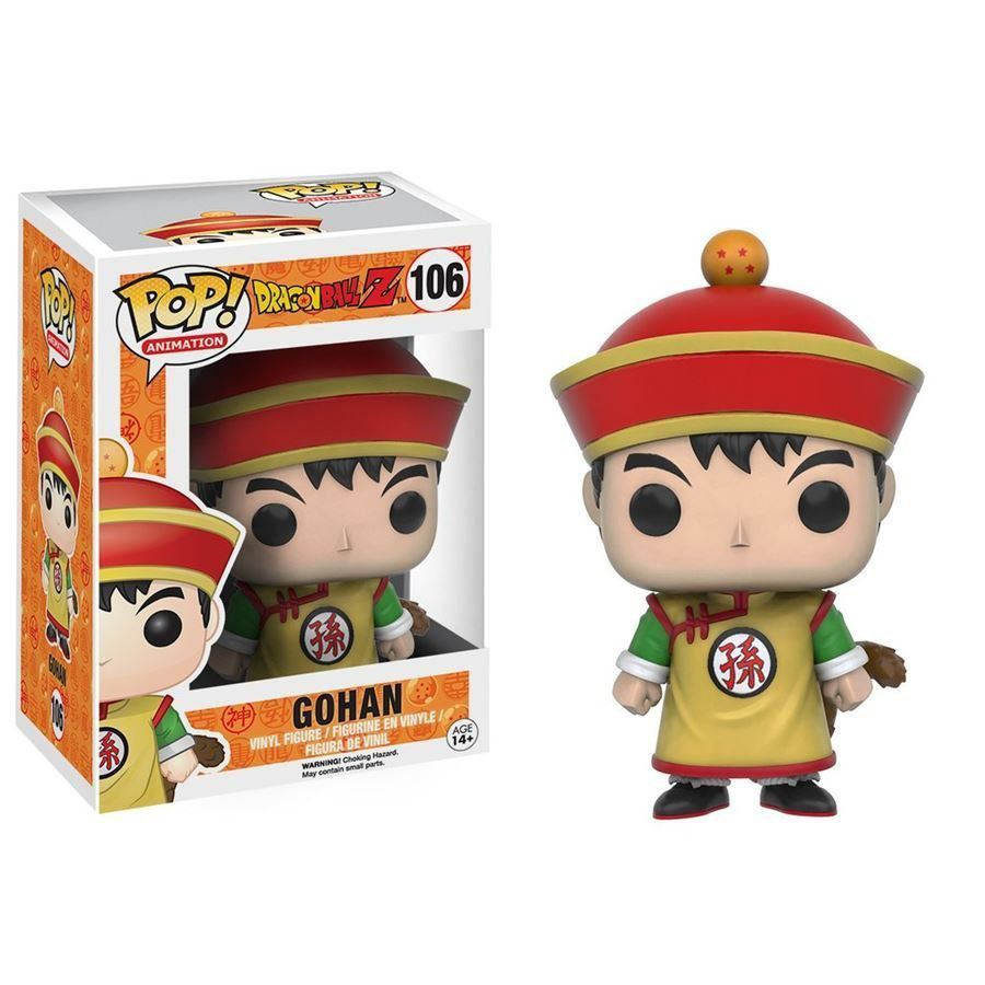 Funko Pop Anime Dragon Ball Z - Gohan