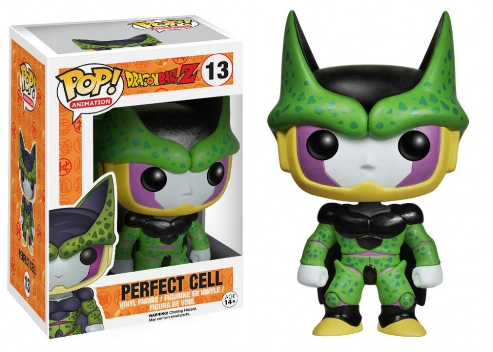 Funko Pop Anime Dragon Ball Z - Perfect Cell
