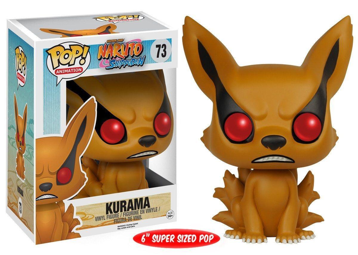Funko Pop Anime Naruto - Kurama