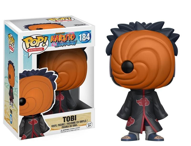 Funko Pop Anime Naruto - Tobi