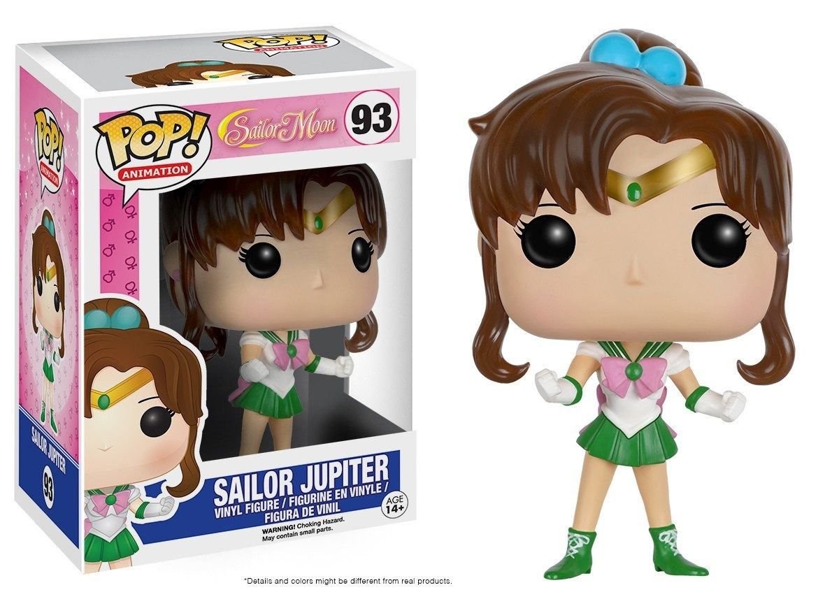 Funko Pop Anime Sailor Moon - Sailor Jupiter 93