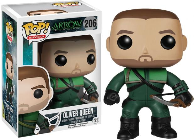 Funko Pop Arrow - Oliver Queen
