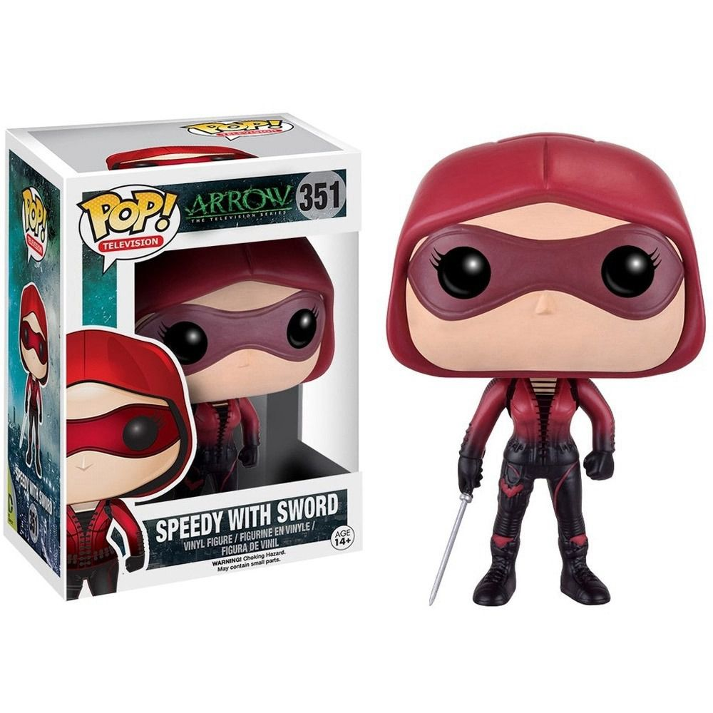 Funko Pop Arrow - Speedy