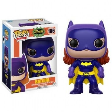 Funko Pop Batman 1966 Classic TV Series - Batgirl 186