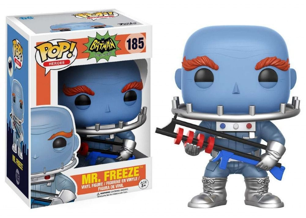 Funko Pop Batman 1966 Classic TV Series - Mr. Freeze