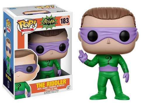 Funko Pop Batman 1966 Classic TV Series - The Riddler