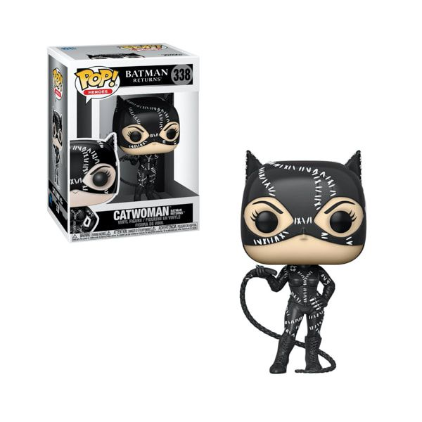 Funko Pop Batman Returns - Catwoman 338