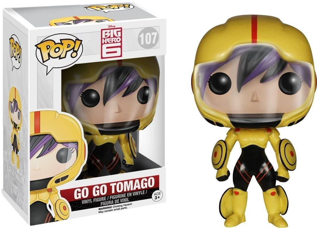 Funko Pop Big Hero 6 - Go Go Tomago