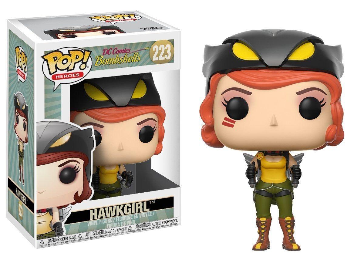 Funko Pop Bombshells - Hawkgirl