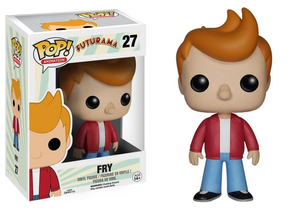 Funko Pop Cartoon Futurama - Fry