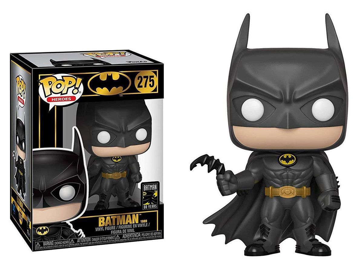 Funko Pop Dc Comics - Batman 80 Anos 275