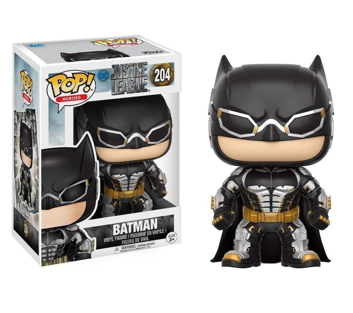 Funko Pop DC Liga da Justiça - Batman 204
