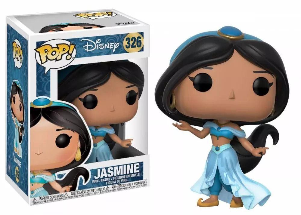 Funko Pop Disney Aladdin - Jasmine 326