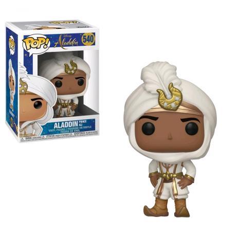 Funko Pop Disney Aladdin - Prince Ali 540
