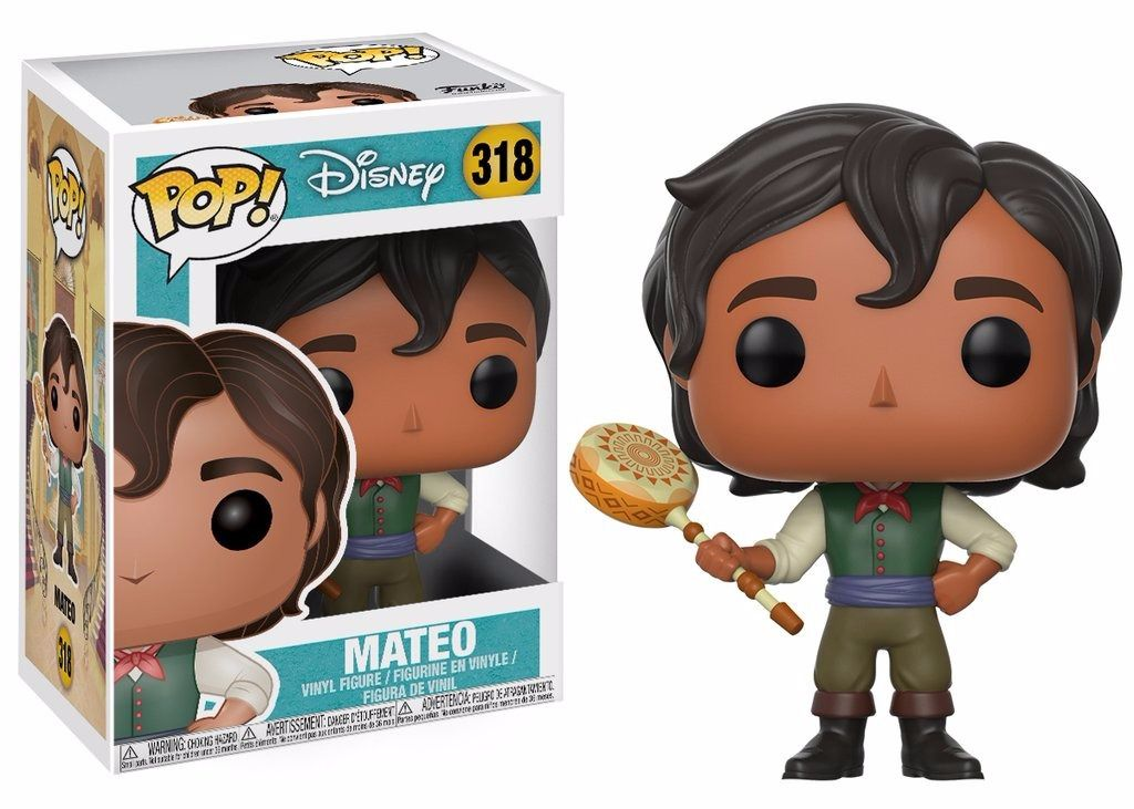 Funko Pop Disney Elena Avalor - Mateo