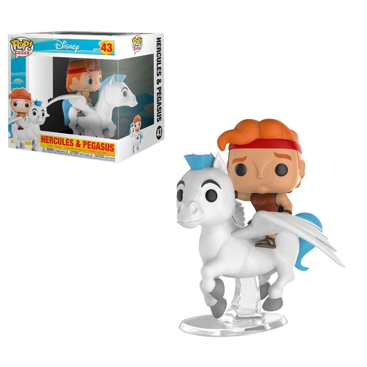 Funko Pop Disney Hercules - Hercules & Pegasus