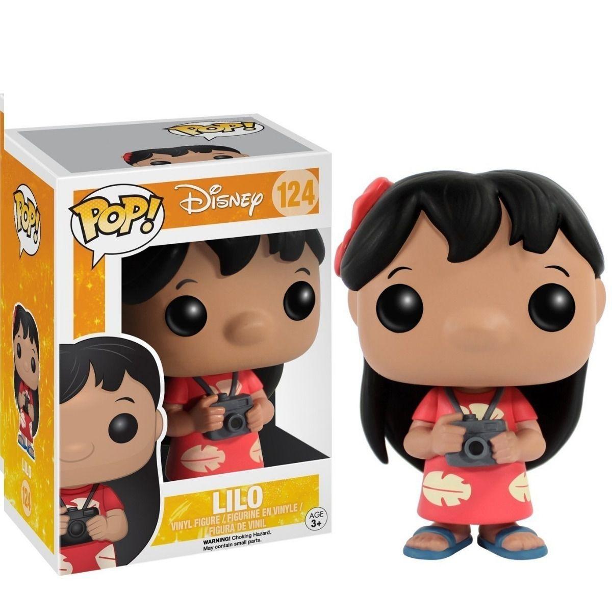 Funko Pop Disney Lilo e Stitch - Lilo