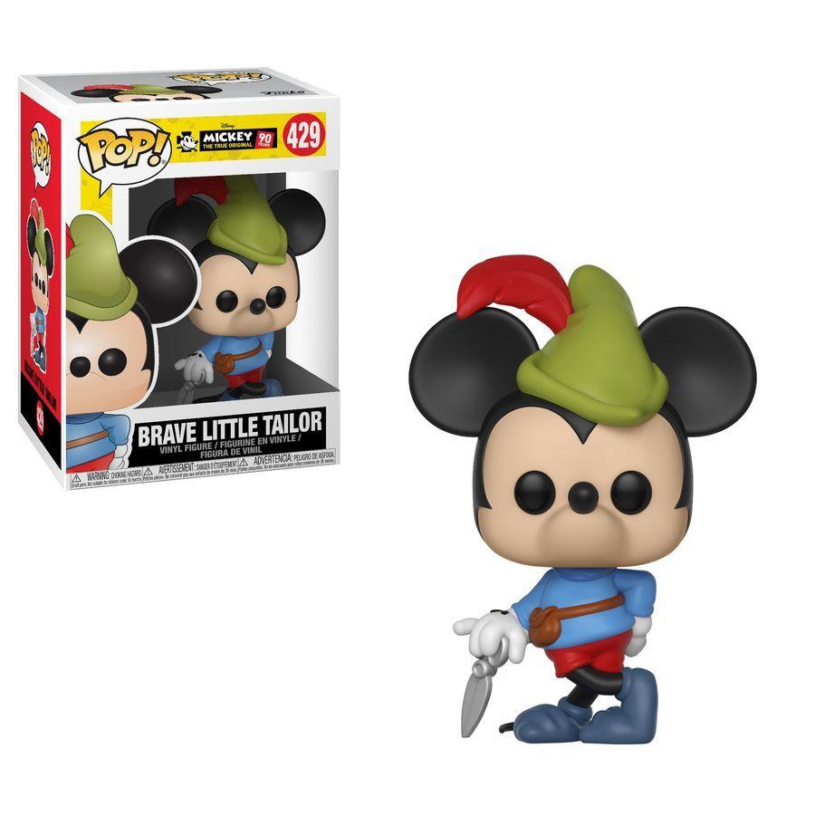Funko Pop Disney - Mickey's 90Th - Brave Little Tailor