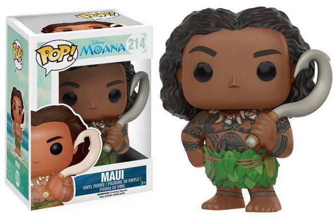 Funko Pop Disney  Moana - Maui