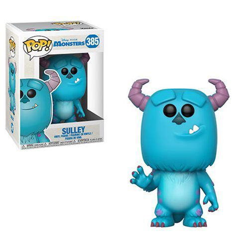 Funko Pop Disney Monstros S.a. - Sulley