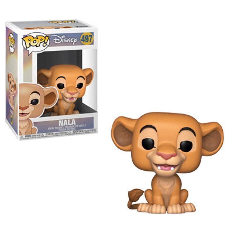 Funko Pop Disney Rei Leão - Nala