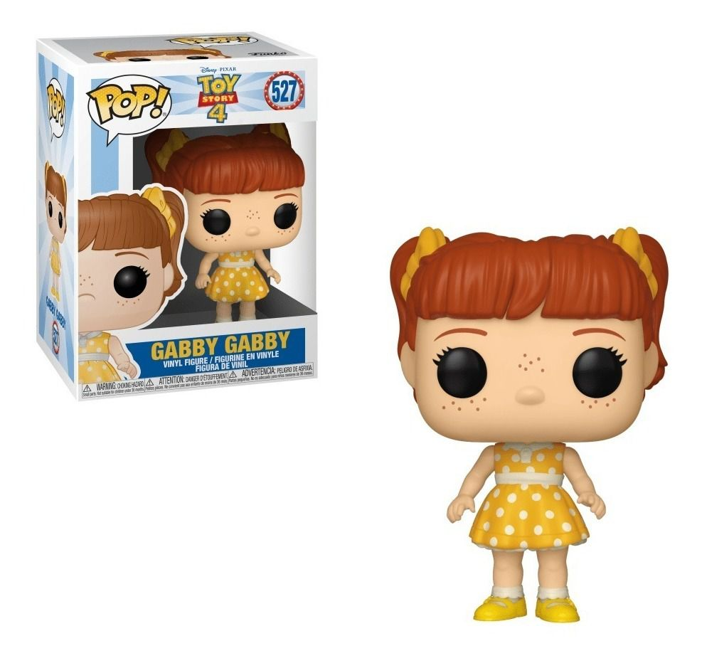 Funko Pop Disney - Toy Story 4 - Gabby Gabby