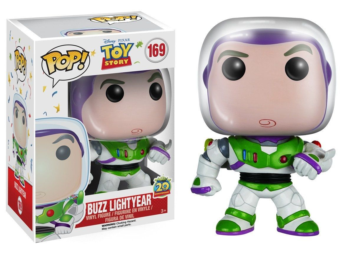 Funko Pop Disney Toy Story - Buzz Lightyear