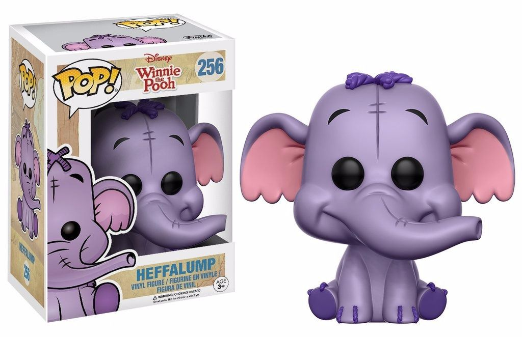 Funko Pop Disney Ursinho Puff - Heffalump