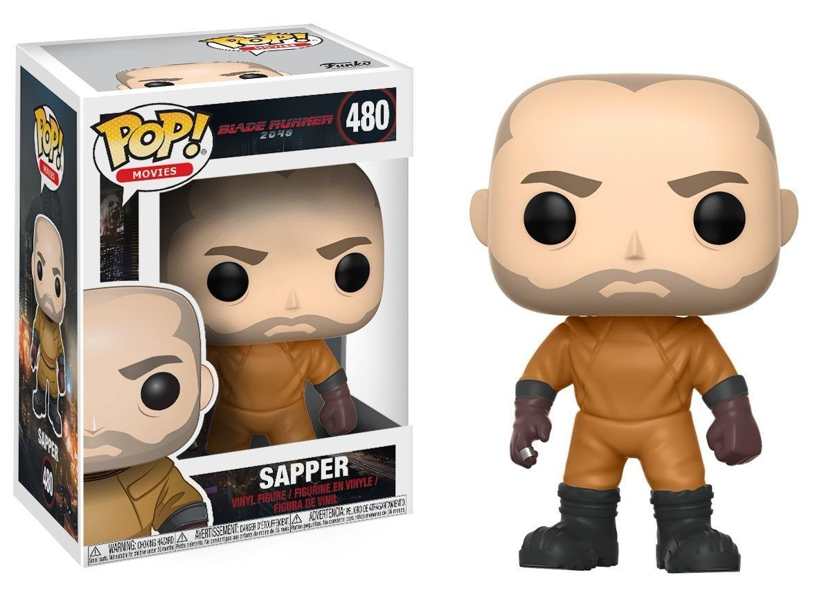 Funko Pop Filmes Blade Runner 2049 - Sapper