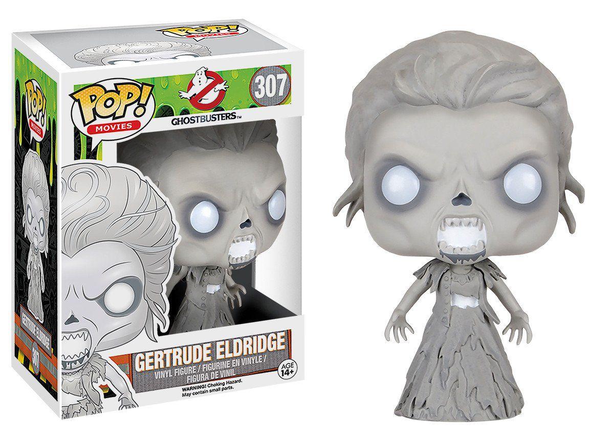 Funko Pop Filmes Ghostbusters - Gertrude Eldridge