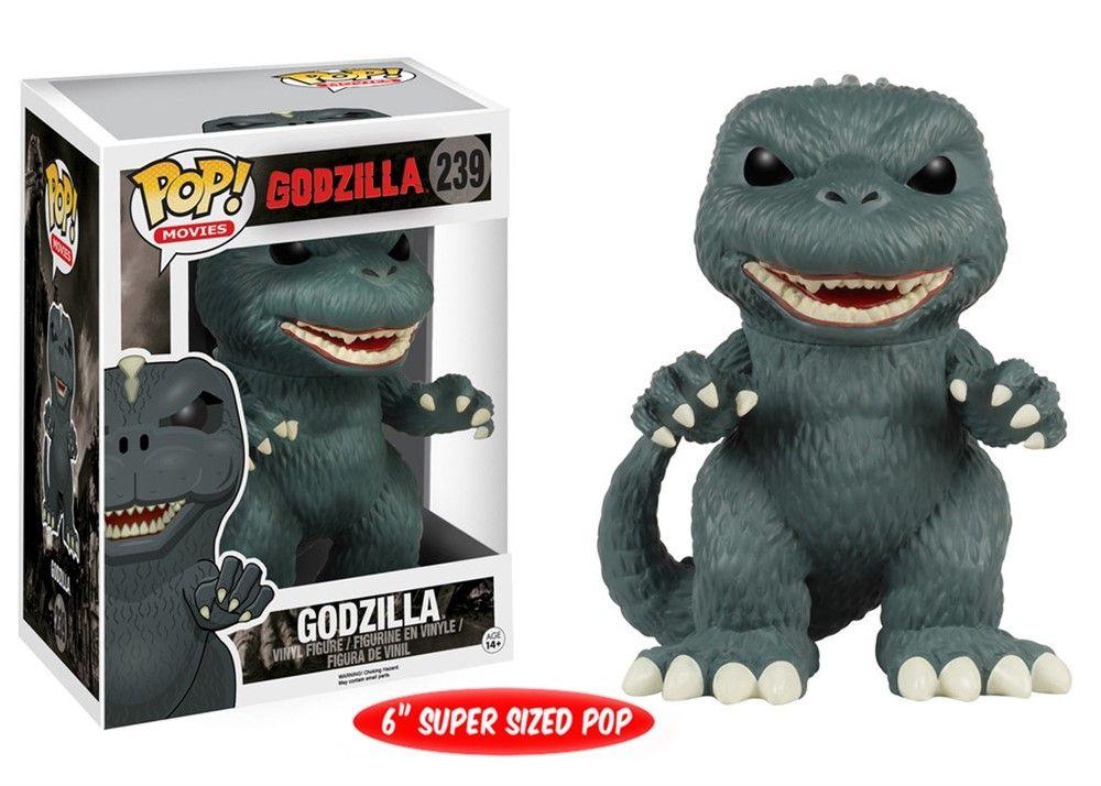 Funko Pop Filmes - Godzilla