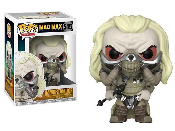 Funko Pop Filmes Mad Max - Immortal Joe