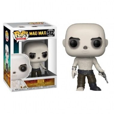 Funko Pop Filmes - Mad Max - Nux