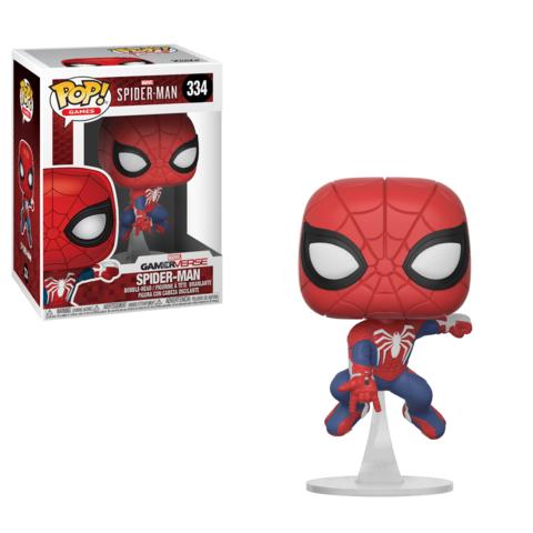 Funko Pop Game Homem Aranha Gamerverse - Spider-Man 334