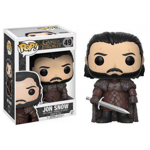 Funko Pop Game Of Thrones - Jon Snow 49