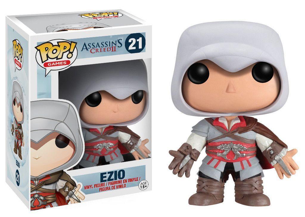 Funko Pop Games Assassins Creed - Ezio