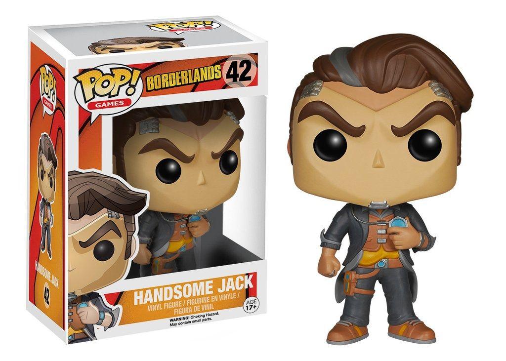 Funko Pop Games Borderlands - Handsome Jack