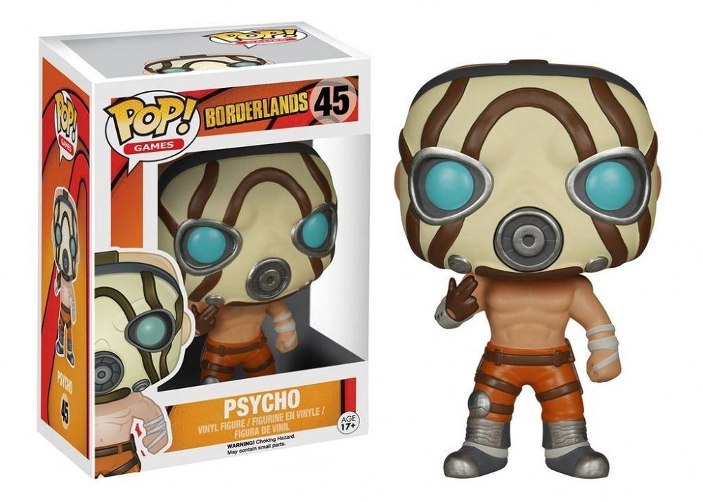 Funko Pop Games Borderlands - Psycho