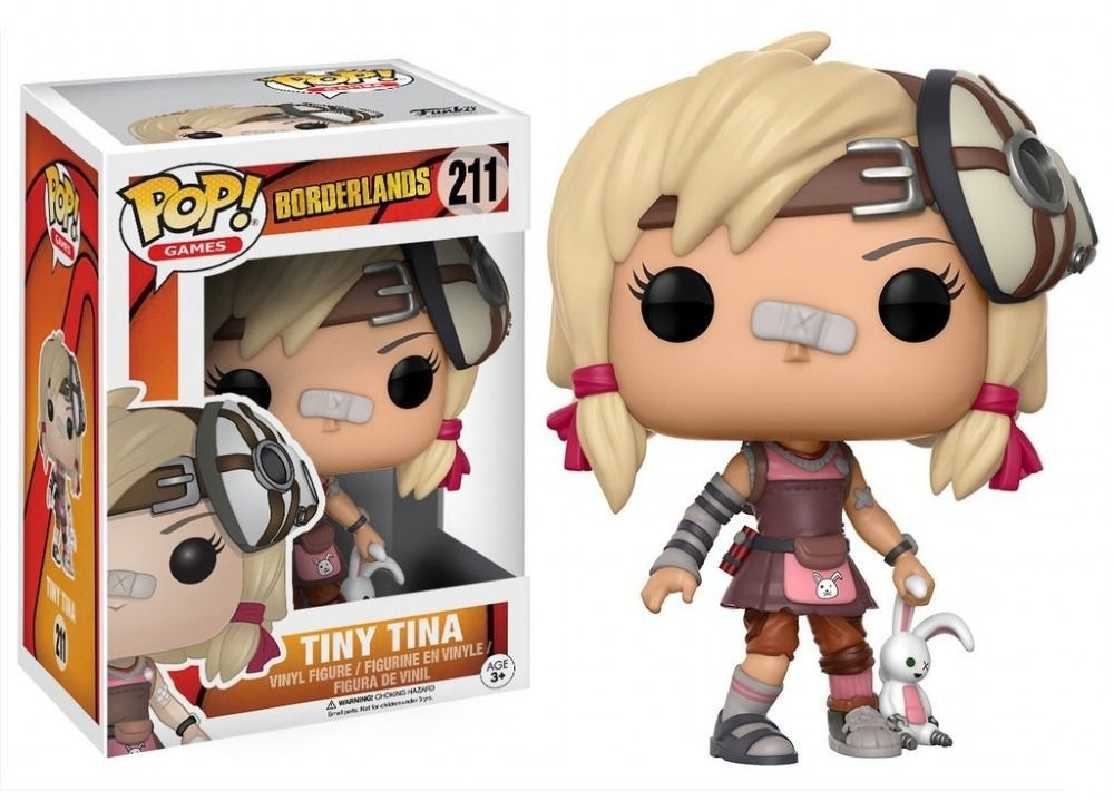 Funko Pop Games Borderlands - Tiny Tina