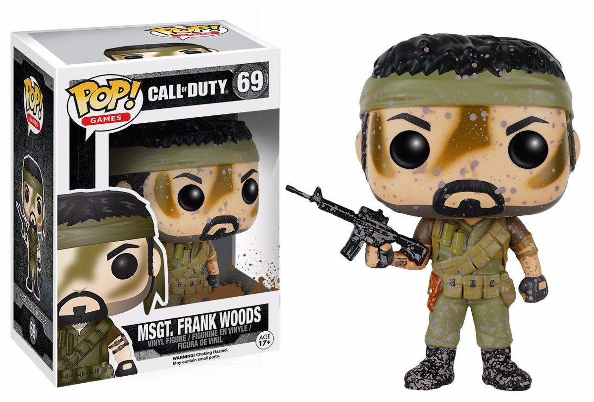 Funko Pop Games Call Of Duty - Frank Woods