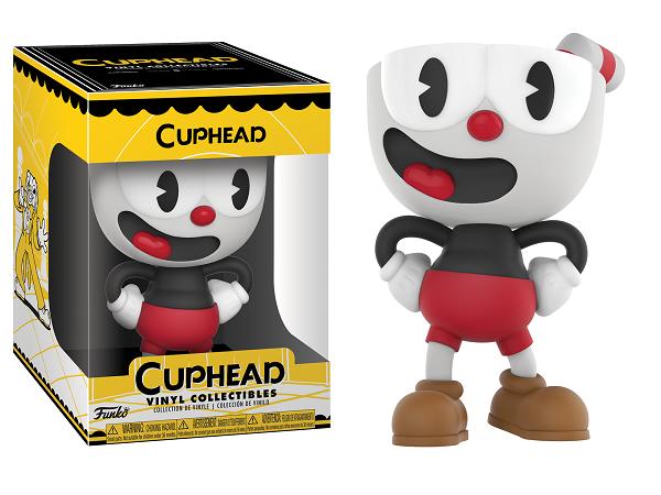 Funko Pop Games Cuphead - Cuphead