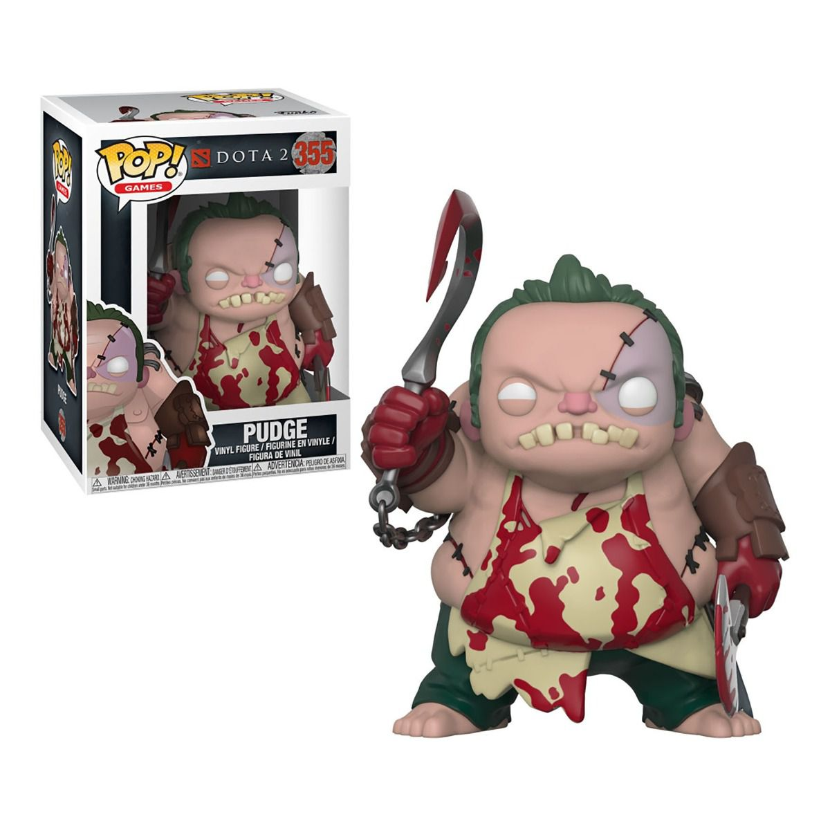 Funko Pop Games Dota 2 - Pudge
