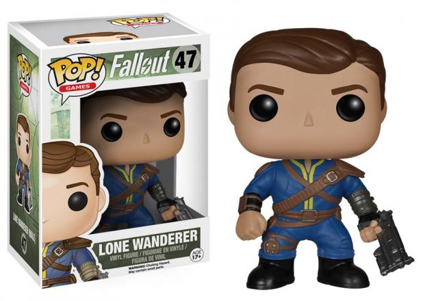 Funko Pop Games Fallout - Wanderer Male