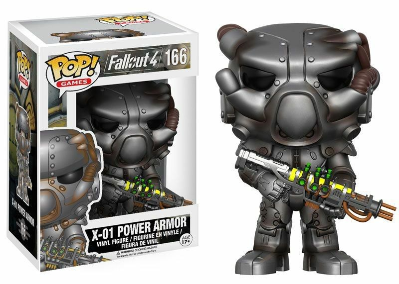 Funko Pop Games Fallout - X-01 Power Armor