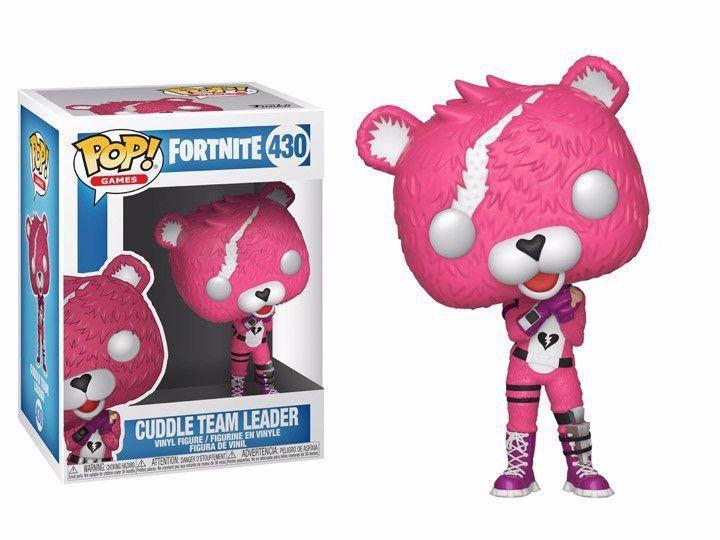 Funko Pop Games Fortnite - Cuddle Team Leader