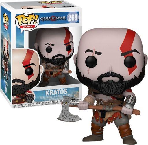 Funko Pop Games God of War - Kratos 269
