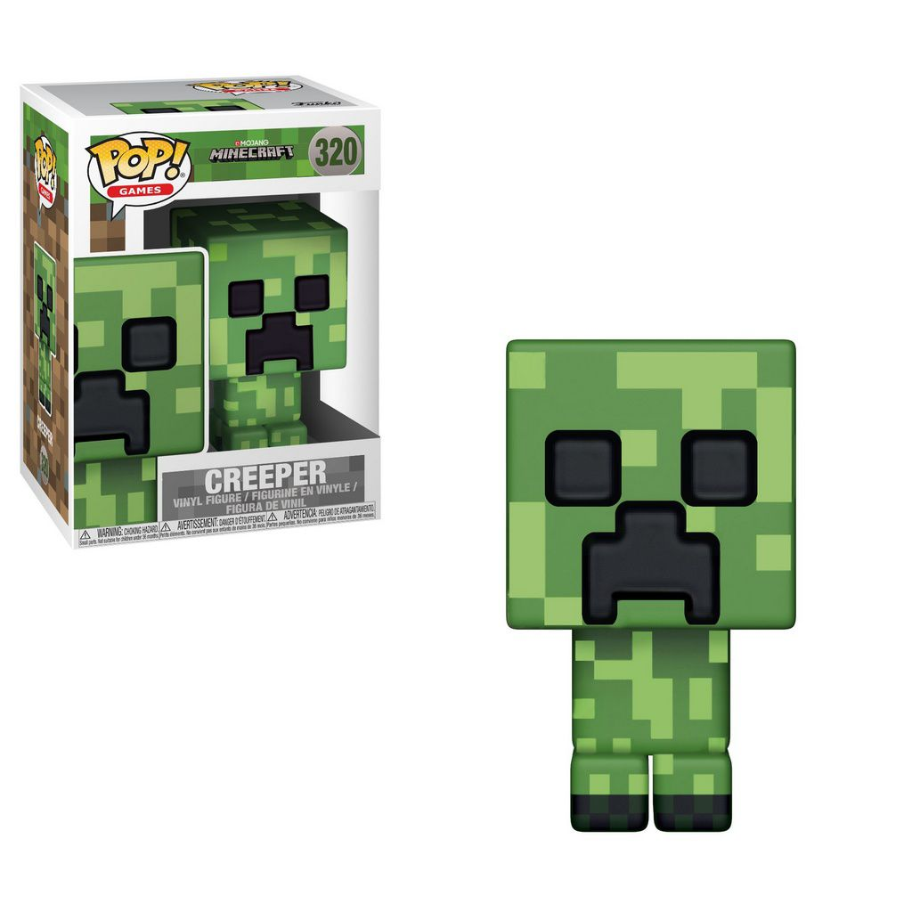 Funko Pop Games Minecraft - Creeper 320