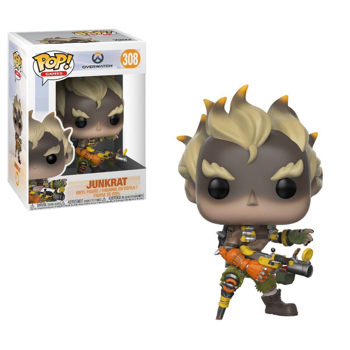 Funko Pop Games Overwatch - Junkrat