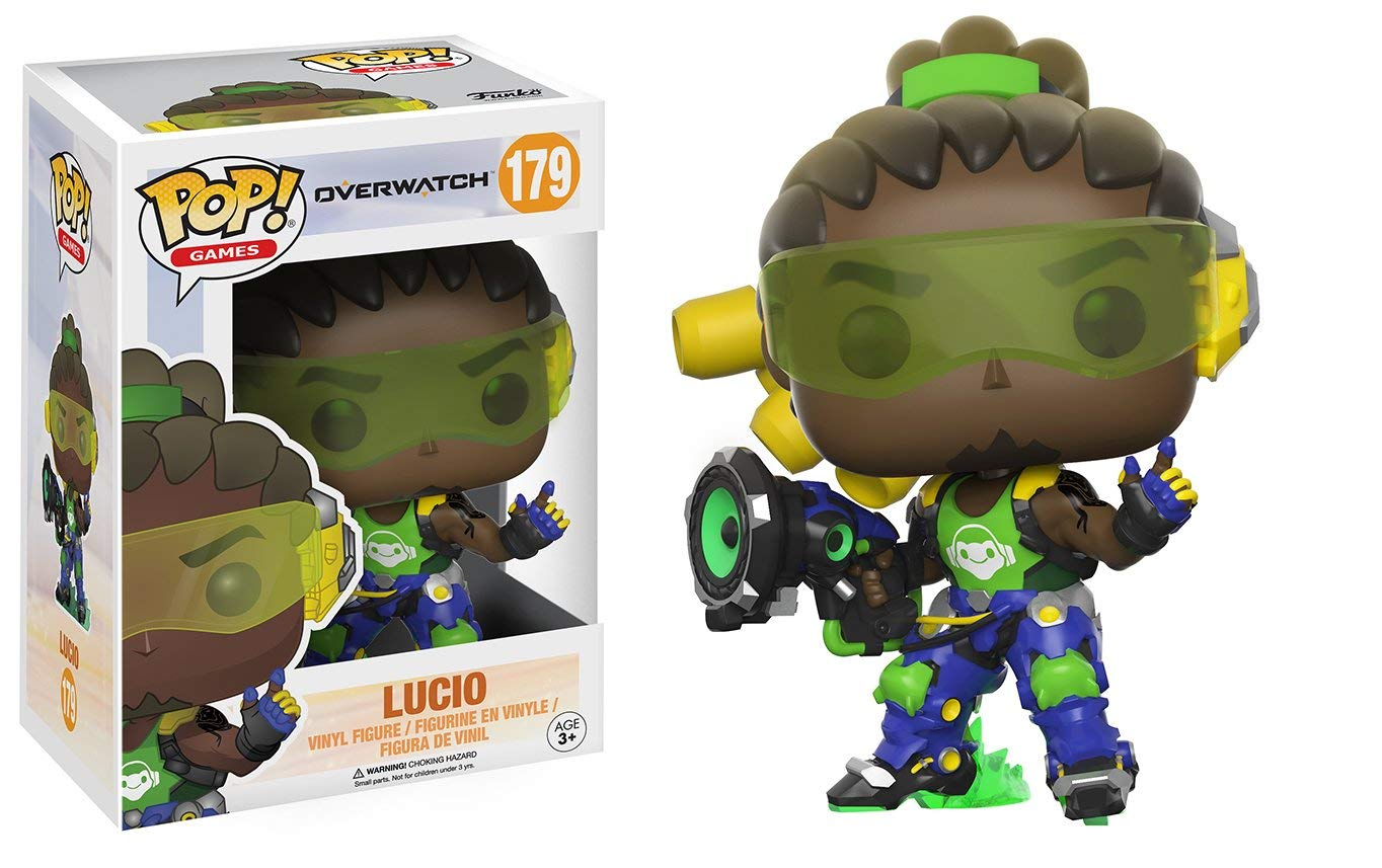 Funko Pop Games Overwatch - Lucio