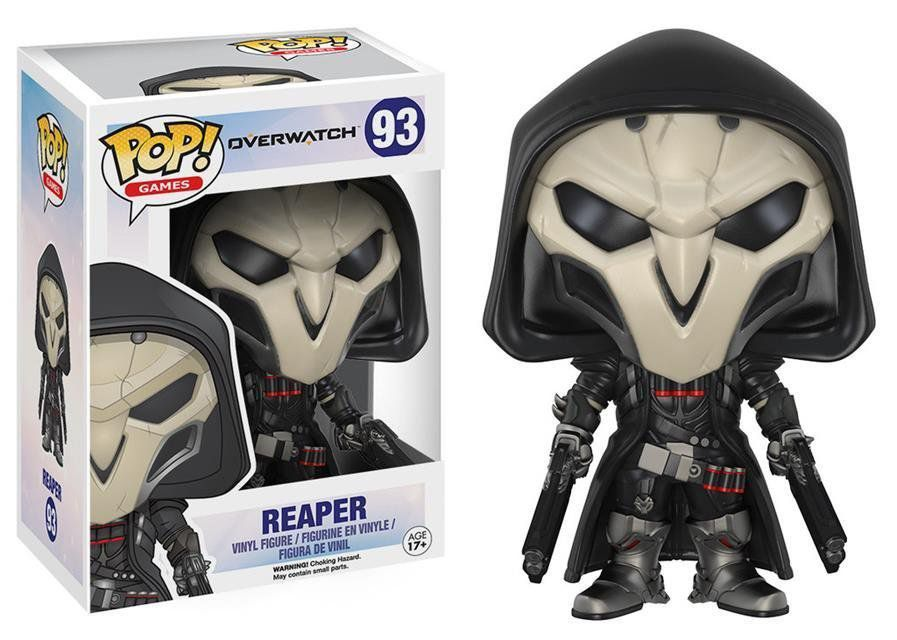 Funko Pop Games Overwatch - Reaper